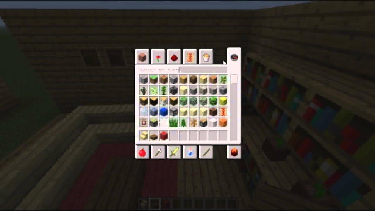 Tuto Astuce D Coration Faire Un Salon Sur Minecraft