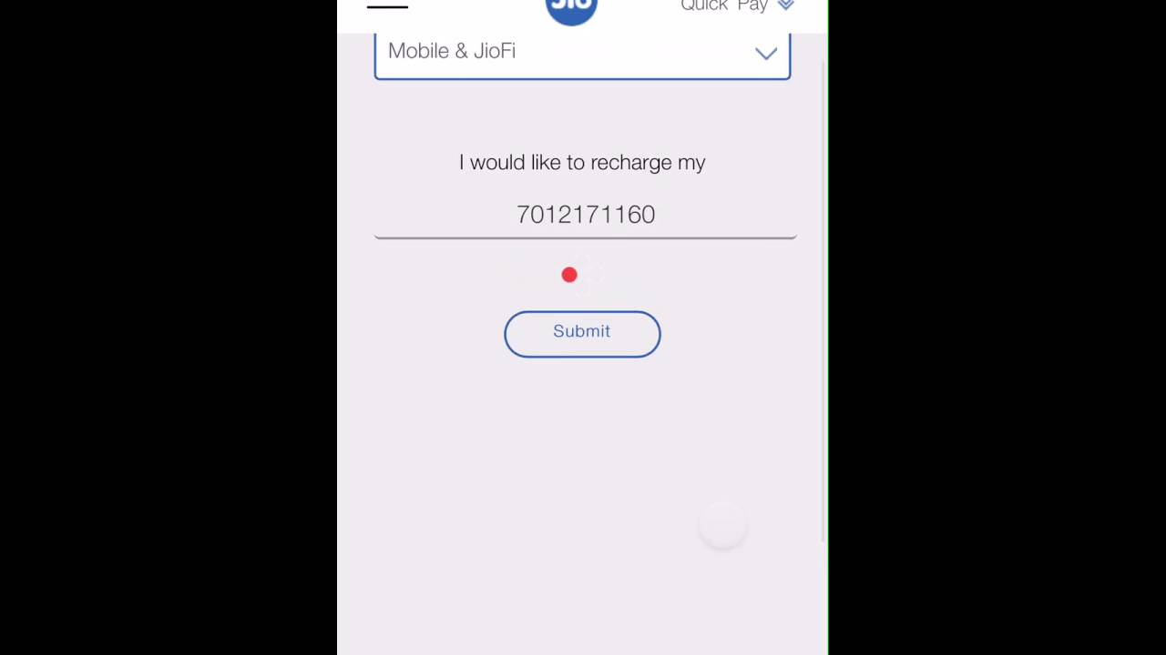 How to Quick Recharge/Pay Bill Reliance Jio 4G without My Jio App