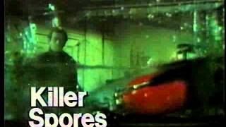 Man From Atlantis 1977 NBC Killer Spores Movie Promo