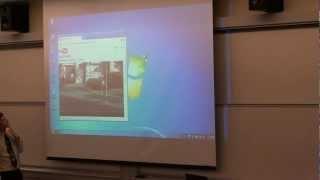 Showing FrameBreak in Class April Fools 2012