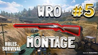 BEST OF WRO MONTAGE #5 - Rules of Survival