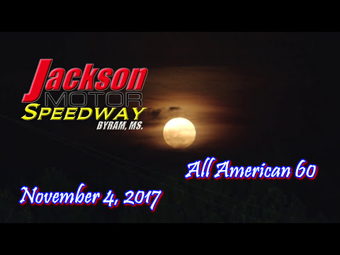 Super B-Main | Jackson Motor Speedway | All American 60 | Nov  4 , 2017