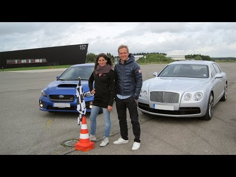 Bentley-Challenge - GRIP - Folge 289 - RTL2