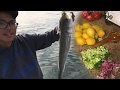 Catch and Cook : Ceviche Recipe For Stripers or Tilapia - Simple Instructions and Demo