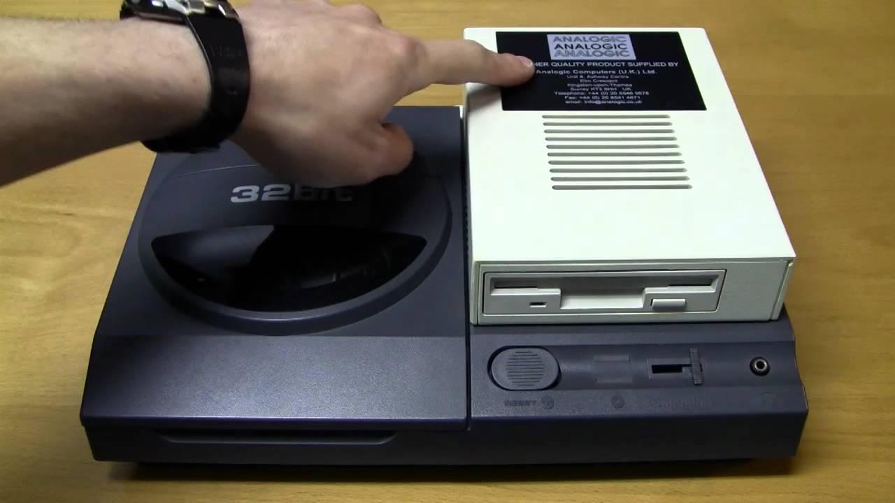 COMMODORE AMIGA CD32 ( SYSTEM/...