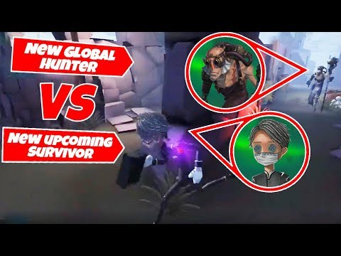 Embalmer VS Mad Eyes - New Survivor VS New Hunter - Identity V
