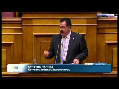 Συνήγορος του Μπόμπολα η βουλή - Καλούν σε απολογία τον Χρήστο Παππά για το MEGA! - ΒΙΝΤΕΟ
