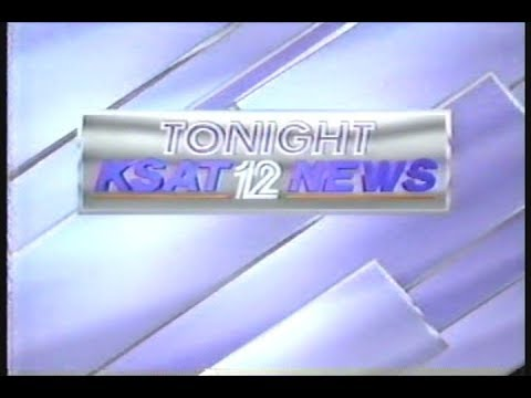 KSAT 12 News Tonight - San Antonio - Oct. 13, 1989