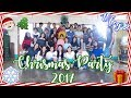 Christmas Party 2017 || Vlog 2