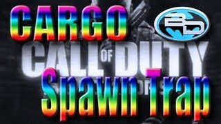 Bo2 Best Solo Cargo Spawn Trap Spot - Black Ops 2 (Gameplay/Commentary) thumbnail
