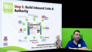 How to build links & authority for your Plumbing & HVAC Business