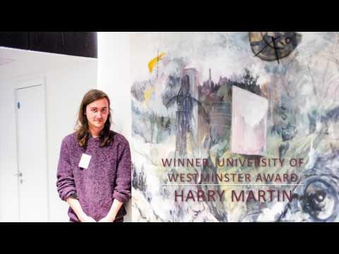 Travers Smith CSR Art Programme awards ceremony