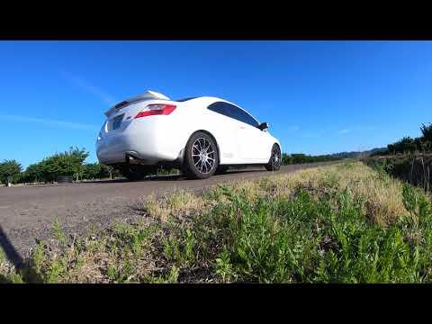 8th Gen Civic Si Full Race Exhaust + Skunk2 header