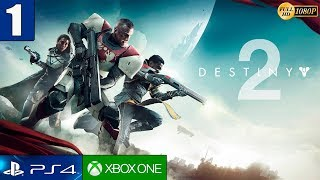 Destiny 2 Parte 1 Gameplay Español PS4 PRO | Misiones - Modo Historia Campaña Walkthrough