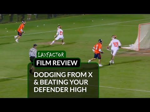 Lacrosse Film Review: Dodging From X, Beating Your Man High