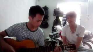 Guitar Về đâu mái tóc người thương Quang lê