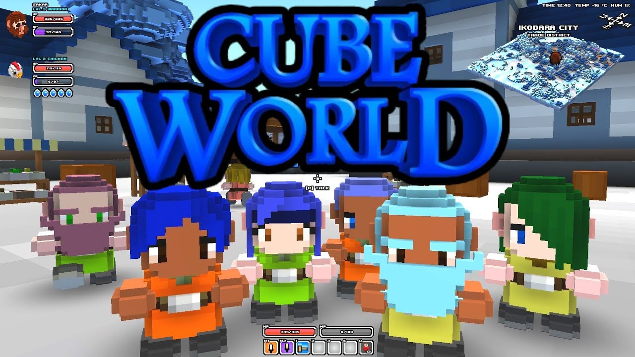 high fashion official site los angeles Cube World 2019 - What's Up with Cube World in 2019?!