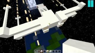 minecraft- starwars ships
