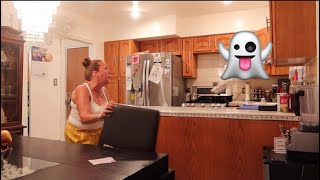 THE BEST GHOST PRANK ON MOM  MUST WATCH!!!