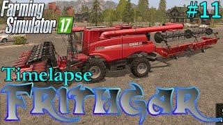Farming Simulator 2017 Timelapse #11: Earning Our New Combine!