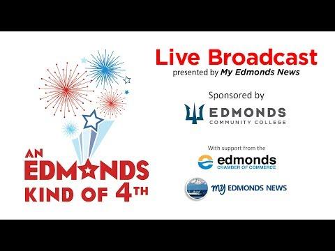 Edmonds Kind of Fourth of July Parade