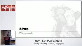 Machine Learning: OSS Stack for Research & Development - Alexander Bezzubov - FOSSASIA 2018