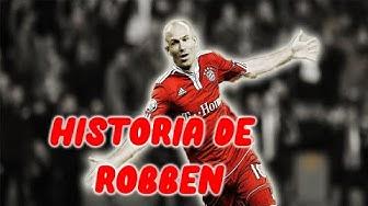 Conoce la Biografía de Arjen Robben