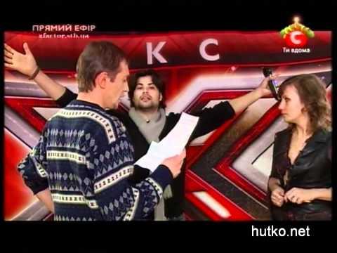 Х-ФАКТОР 10 эфир финал  Владимир Ткаченко Зима