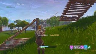 Fortnite the new sniper clip