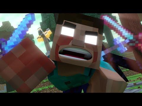 Annoying Villagers 20 - Minecraft Animation