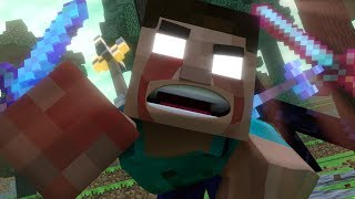 Annoying Villagers 20 - Minecraft Animation