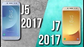 Galaxy J5 (2017) vs Galaxy J7 (2017) - Który wybrać?