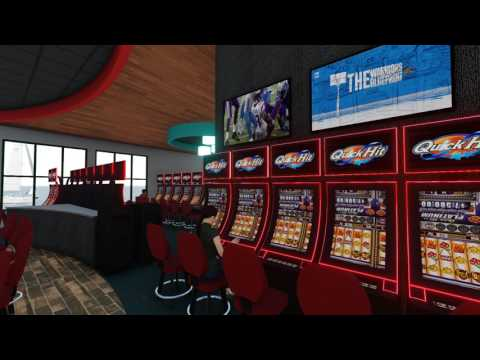 Shingobee Casino & Marina Interior Walkthrough