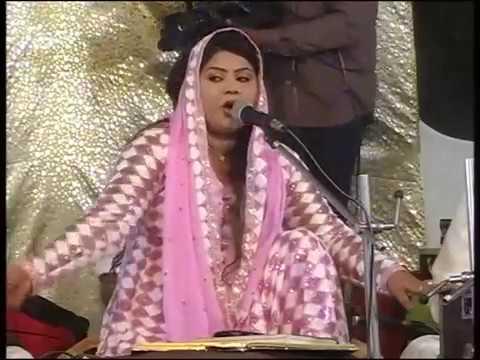 Sana Zanbaz  || Islamic || SAR JAMIN AREB PER CHALIY  Qawwwali || Masitiya
