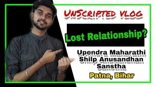 Lost and Reviving Relationship Between Art & Craft Culture and BiharUNScripted Vlog #1 Ep01
