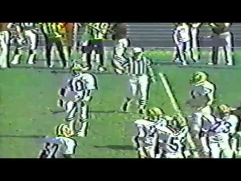 Preseason Week 4 - 1984: Oakland Invaders vs Michigan Panthers