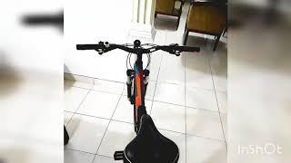 Polygon Xtrada 6 Modif Road Bike Youtube