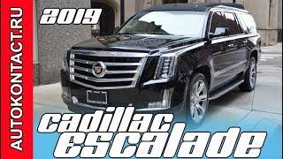 Новый Кадиллак Эскалейд (2019 Cadillac Escalade) 420 л.с. - роскошная мощь!