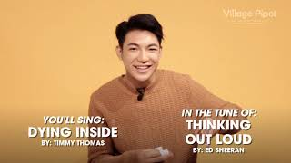 Download Mp3 Watch: Will Darren Espanto Nail Our 'sing It To The Tune Of' Challenge?