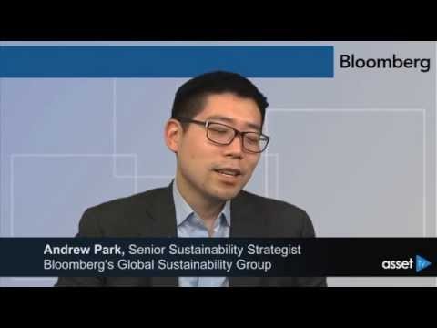 Social3 - Bloomberg's Andrew Park Discusses ESG Ratings