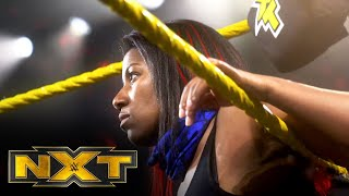 Ember Moon won't let others define her: WWE NXT, Oct. 14, 2020