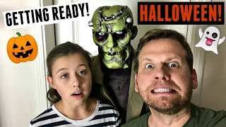 Getting ready for Halloween 2018!