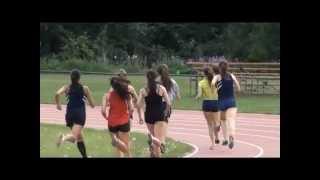 800m femme RDV Select vague 3 - Compétition d