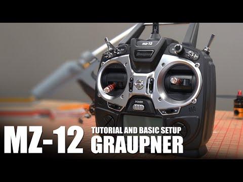 Graupner MZ-12 - Tutorial and Basic Aircraft Setup | Flite Test
