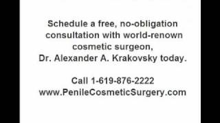 Penile Widening Surgery (Part 2 of 4) Thumbnail