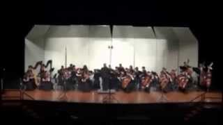 Stamitz/Green: Sinfonia in D (1st Movement) - Garland HS Orchestra