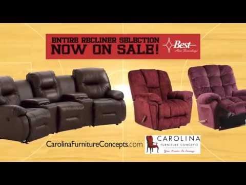 Carolina Furniture Concepts March Mania Youtube