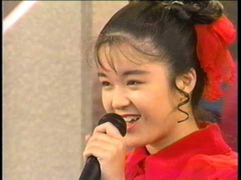 新島弥生 恋はあせらず 1992