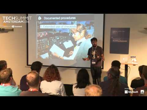 War Games - flight training for DevOps, Jorge Salamero Sanz, LeaseWeb Tech Summit Amsterdam 2016