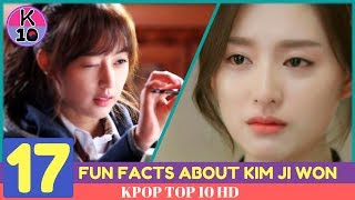Video ★17 FUN FACTS★ ABOUT Fight For My Way KIM JI WON download MP3, 3GP, MP4, WEBM, AVI, FLV April 2018